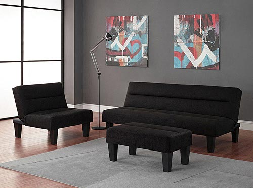kebo futon 3 piece set kebo contemporary futon review  rh   easyconvertiblefuton