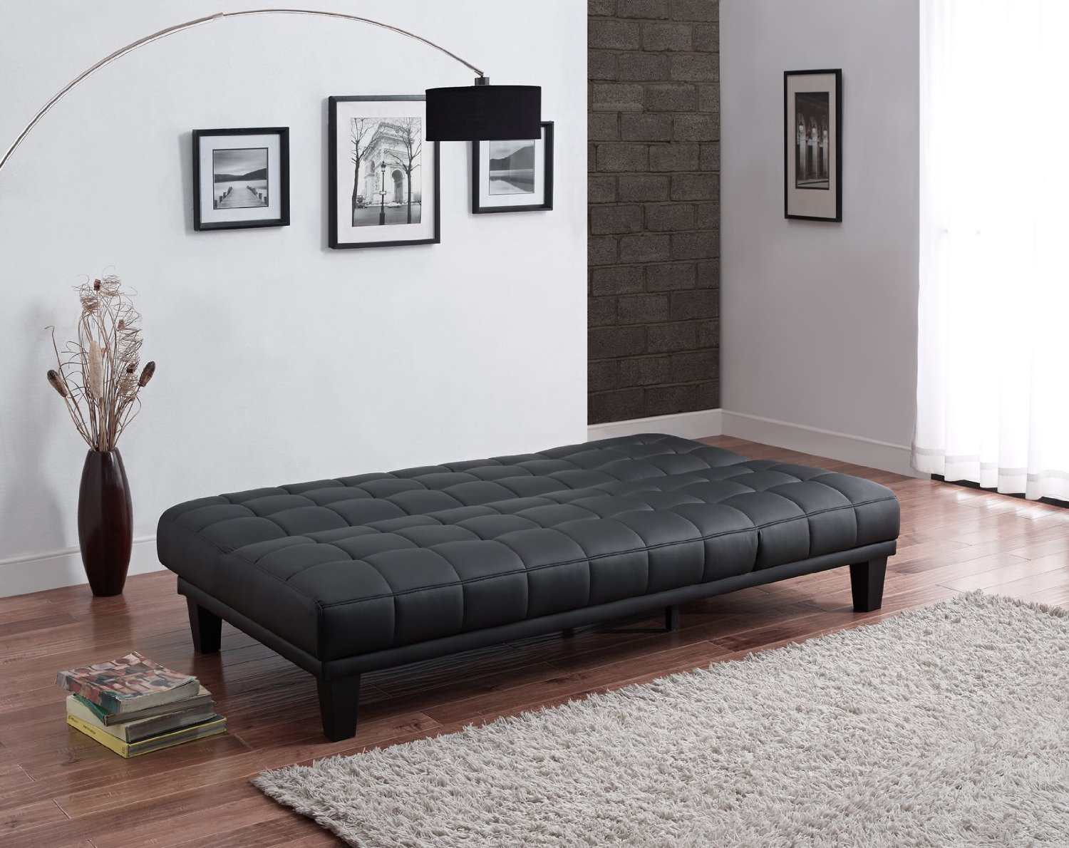 Metropolitan futon lounger review for Sofa bed reviews 2014