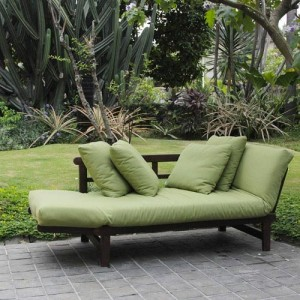Outdoor Futon Lounger