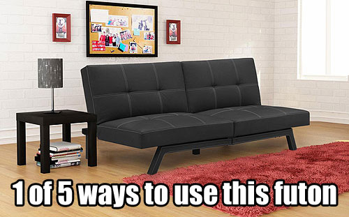 How To Use A Futon