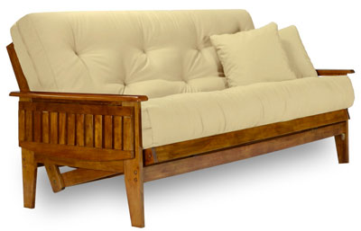 Eastridge Futon With Mattress