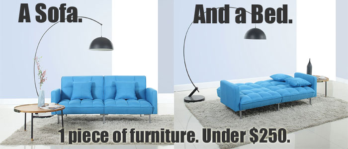 Divano Roma Sofa And Bed For One Low Price Under 250