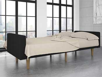 Futon Sheets From Dhp A Sheet Set Specifically Designed To Fit Smaller Convertible Futons